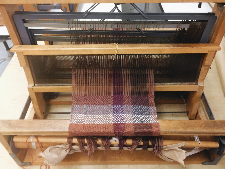 Textile & Surface Design:Weaving